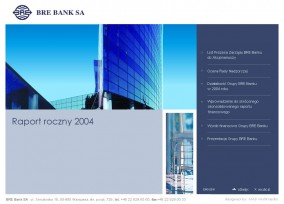 BRE BANK Annual Report